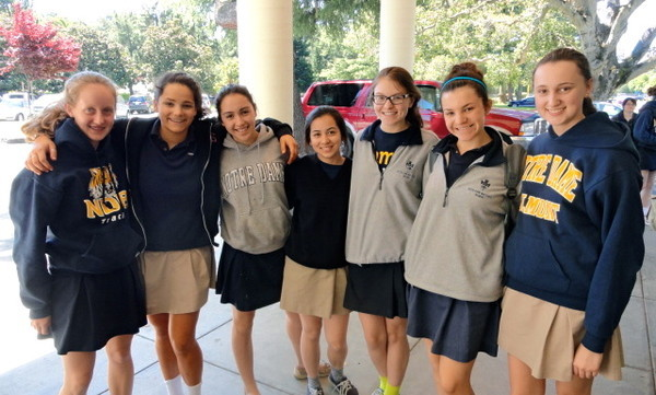 First Week Freshman | The NDB Catalyst